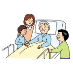 入院生活イメージ