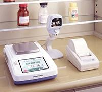 ユヤマ社製 電子天秤一体型監査システムOneday