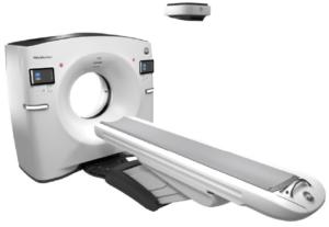 AI搭載の最新CT装置